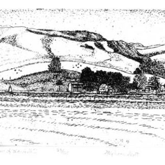 Northern California Landscapes - Etchings