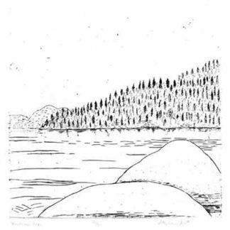 Lake Tahoe Landscapes - Etchings