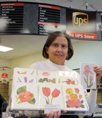 Stephanie UPS